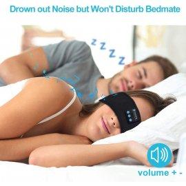 Bezdrátová Sluchátka na spaní, sport, relax, meditaci, BT, stereo, mikrofon /Poštovné ZDARMA!