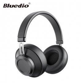 Bezdrátová Sluchátka Bluedio BT5, Super Bass, BT 5.0, stereo, mikrofon, ovládání, 57mm speaker /Poštovné ZDARMA!