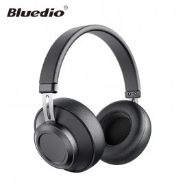 Bezdrôtová Slúchadlá Bluedio BT5, Super Bass, BT 5.0, stereo, mikrofón, ovládanie, 57mm speaker