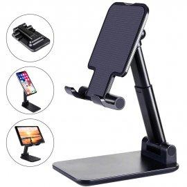 """Stabilný teleskopický stolový stojan pre mobily a tablety, nastaviteľný uhol, univerzálny 4-13 """"/ Poštovné ZADARMO!"""