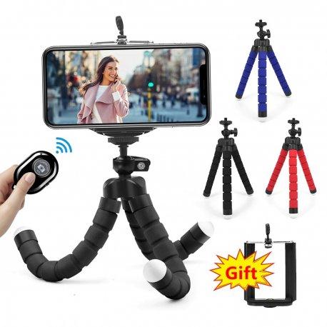 Mini statív pre pre telefóny, foťáky, kamery, trojnožka / Poštovné ZADARMO!