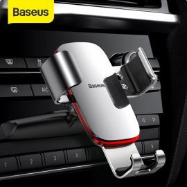 BASEUS Nastavitelný držák mobilu do auta, do CD mechaniky / mřížky ventilace /Poštovné ZDARMA!