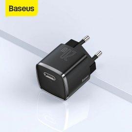 BASEUS 20W USB Typ C nabíječka, iPhone 12 Pro Max 11 Mini 8 Plus atd /Poštovné ZDARMA!