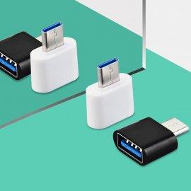 OTG Adapter MicroUSB na USB, univerzálne / Poštovné ZADARMO!
