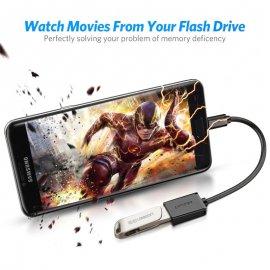 UGREEN OTG kábel, Adapter Micro USB na USB / Poštovné ZADARMO!