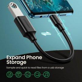UGREEN OTG kábel, Adapter USB C na USB 3.0, 5GBps / Poštovné ZADARMO!