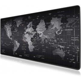 Extra velká herní podložka pod myš - mapa světa /Poštovné ZDARMA!
