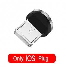Koncovka k magnetickému kábla USLION, USB-C / iOS / MicroUSB / Poštovné ZADARMO!