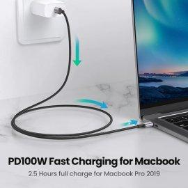 Ugreen rychlonabíjecí datový kabel USB C na USB C, USB 3.1, 60W, 5 Gbps, /Poštovné ZDARMA!
