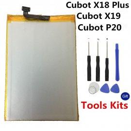 Baterie pro Cubot X18 PLUS Cubot X19 Cubot P20, 4000mAh, original /Poštovné ZDARMA!