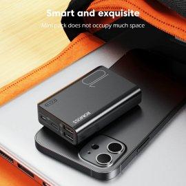 ROMOSS Sense4 Mini Powerbanka 10000mAh, rychlé nabíjení /Poštovné ZDARMA!