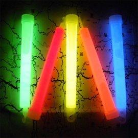 5 x svíticí tyčinka, chemicky fluorescentní / Poštovné ZADARMO!