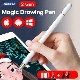 Univerzální pero stylus pro Android iOS iPad iPhone, magnet /Poštovné ZDARMA!