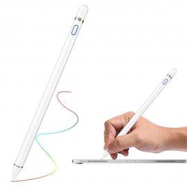 Bluetooth kapacitní dotykové pero pro Android iOS iPad iPhone, magnet, USB nabíjení /Poštovné ZDARMA!