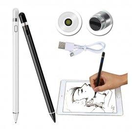 Bluetooth kapacitné dotykové pero pre Android iOS iPad iPhone, magnet, USB nabíjanie / Poštovné ZADARMO!