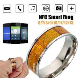 NFC prsten Smart Ring, univerzální /Poštovné ZDARMA!