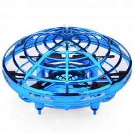Létající UFO dron ovládaný rukou, IR sensory, LED světla, USB nabíjení /Poštovné ZDARMA!
