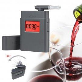 Přesný alkohol tester, LCD podsvícení, /Poštovné ZDARMA!