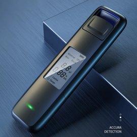 Přesný alkohol tester, USB nabíjení, LCD /Poštovné ZDARMA!