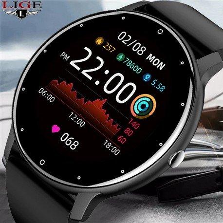 Chytré hodinky LIGE 2021