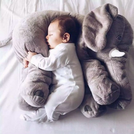 Amazing soft plush elephant